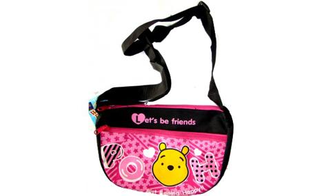 Túi kiểu đeo vai Pooh Disney Thailand