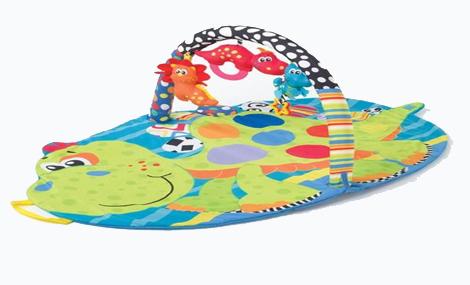 Thảm chơi hình khủng long Playgro 181582