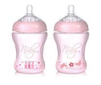 Bình sữa Nuby 7068008n, an toàn cho nứu của bé