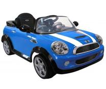 Ô tô Mini Cooper có điều khiển màu xanh giá rẻ