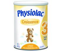 Giá bán Sữa bột Physiolac số 3 900g cho trẻ từ 1- 3 tuổi