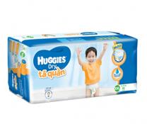 Bỉm quần Huggies Dry Pants Jumbo size XXL-30 miếng cho bé trên 14kg