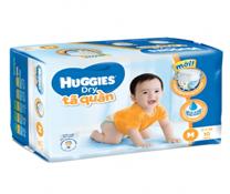 Bỉm quần Huggies Dry Pants Regular size M-10 miếng cho bé 5-10kg