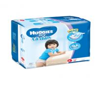 Bỉm Huggies Dry Super Jumbo size L-68 miếng cho bé yêu 8-13kg