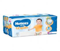 Bỉm quần Huggies Dry Pants Jumbo XL34 miếng cho bé 11-16kg giá rẻ nhất
