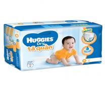 Bỉm quần Huggies Dry Pants Jumbo size M-42 miếng, bỉm cho bé 5-10kg