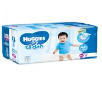 Bỉm dán Huggies Dry Jumbo XL34 an toàn và tiện lợi cho bé 11-16kg