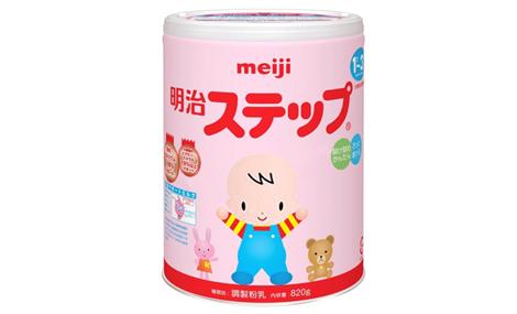 Sữa Meiji số 9 - 820gr (1 - 3 tuổi)