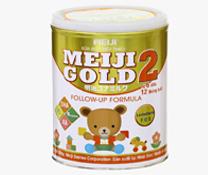 Giá sữa Meiji Gold 2 chính hãng cho bé 6-12 tháng