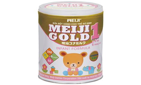 Sữa Meiji Gold số 1 - 900g (0 - 6 tháng tuổi)