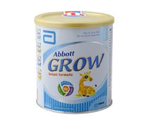 Giá bán Sữa bột Abbott Grow 1 400g cho bé 0 - 6 tháng tuổi