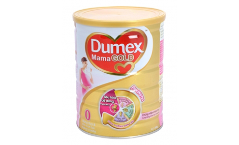 Dumex mama gold 800g