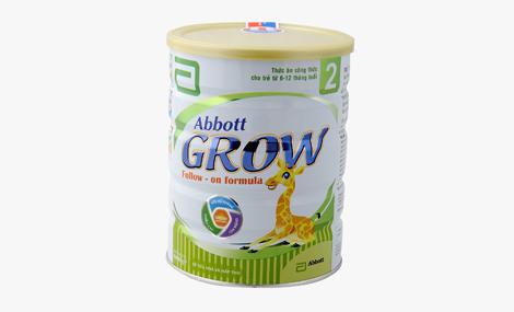 Sữa bột Abbott Grow 2 900g ( 6 - 12 tháng tuổi )