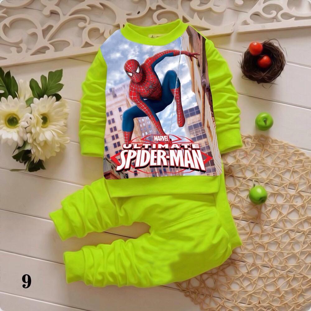 Bộ siêu nhân bé trai cho bé trai