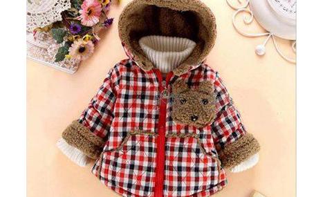 Bộ áo gấu bé trai màu đỏ