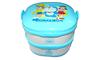 Hộp nhựa đựng hình Mèo Doraemon xanh Disney