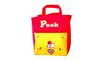 Túi khoác vai Pooh đỏ Disney Thailand